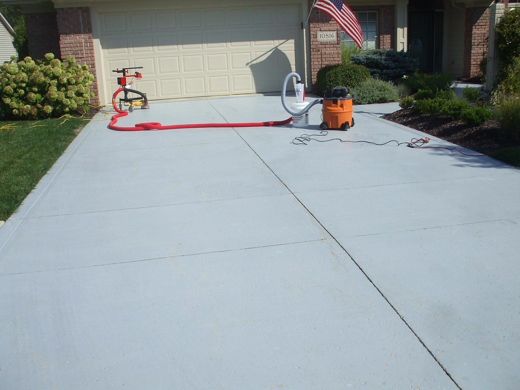 Decorative Driveway Resurfacing - Fort Wayne | myconcretemak… | Flickr
